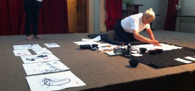 "Workshop ""A Arte do Sumi-e"""